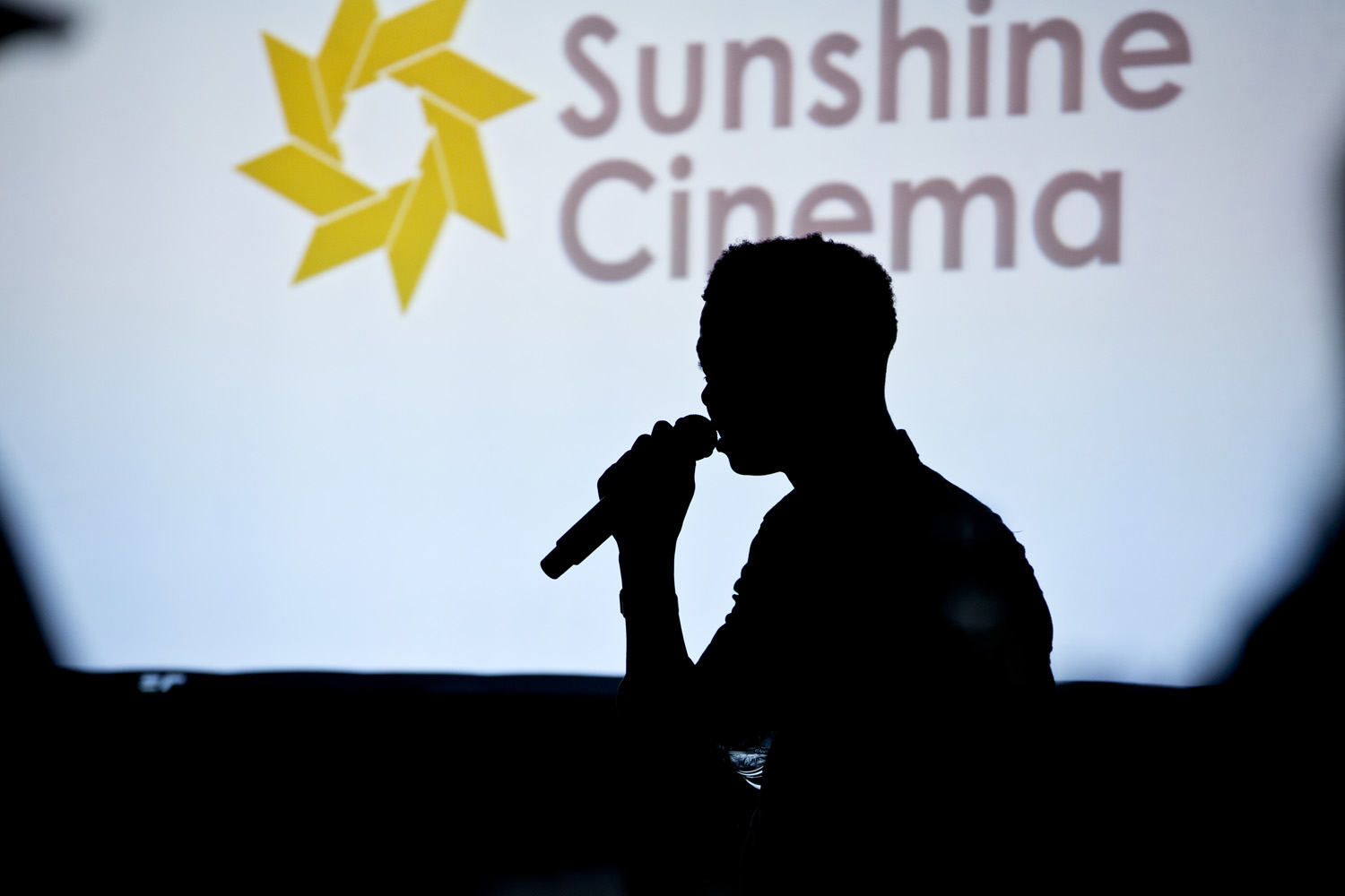 sunshine cinema Active citizens